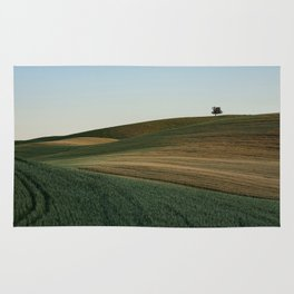 The lines of nature Rug