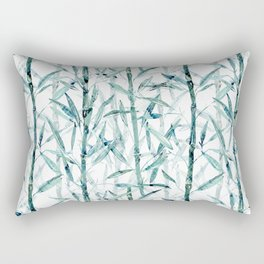 Bamboo.  #decor #art # society6 Rectangular Pillow
