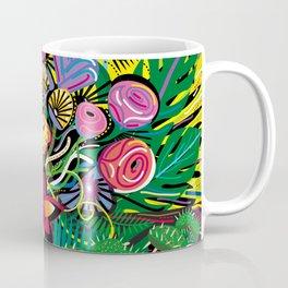 Jungle Foliage Coffee Mug