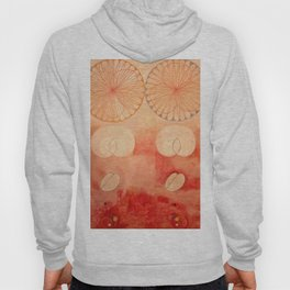 """Hilma af Klint """"The Ten Largest, No. 09, Old Age, Group IV"""" Hoody"""