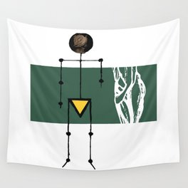 Body and Soul Wall Tapestry