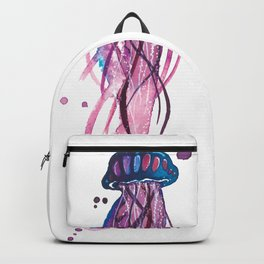 Amethyst Squishy Backpack