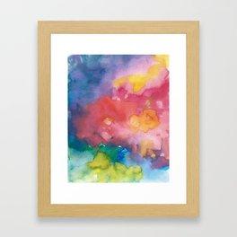 Joyscape XIV Framed Art Print
