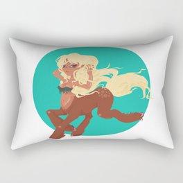 Sexy Centauress Rectangular Pillow
