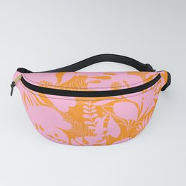 Sunny Tropical Cocktail #tropicalvibes #pattern Fanny Pack