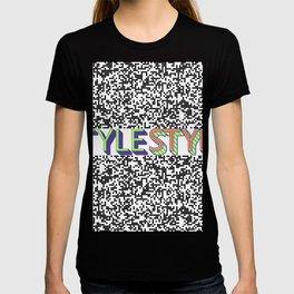 Style Style Stylish Pop Art Pattern T-shirt