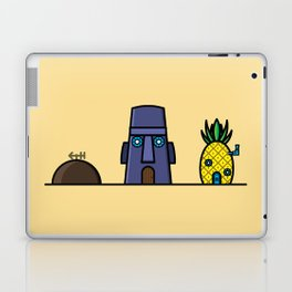 Spongebob's House Laptop & iPad Skin