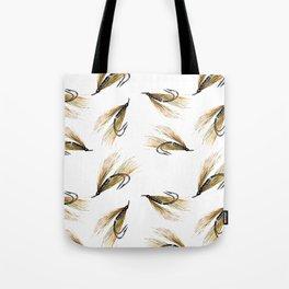 Willie Gunn Fishing Fly Tote Bag