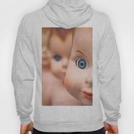 Baby Blue Eyes Hoody