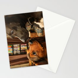 Lola and Boogy  Stationery Cards