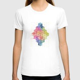Transitional Rainbow T-shirt