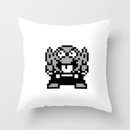 Wario 3 Throw Pillow