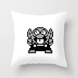 Wario 3 Throw Pillow