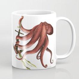 Giant Octopus Coffee Mug