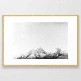 AORAKI / MOUNT COOK Framed Art Print