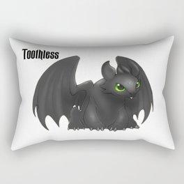 toothless Rectangular Pillow