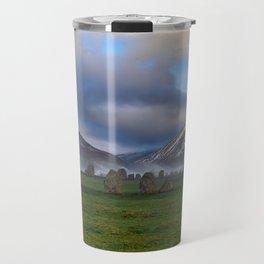 Stone Circle. Travel Mug