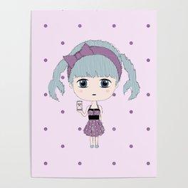 Cancer Girl Poster