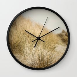 West Winds Blowing Wall Clock