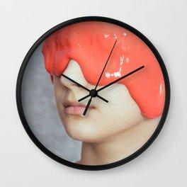 Slime Wall Clock