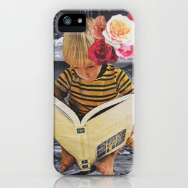 Book of Knowledge iPhone Case