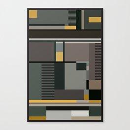 BAUHAUS ARTE Canvas Print