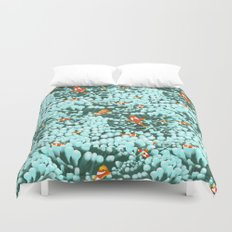 Nemo's Cousins are Visiting Duvet Cover