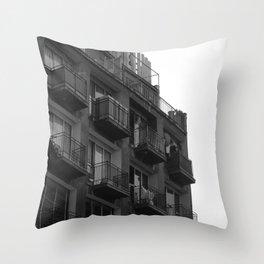 Isolation Throw Pillow