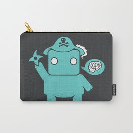 Ninja Pirate Robot Zombie Carry-All Pouch