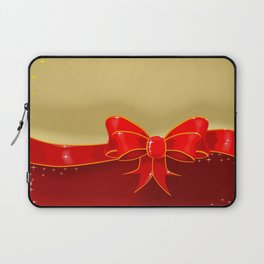 Matalic Cleff Laptop Sleeve