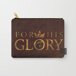For His Glory Carry-All Pouch