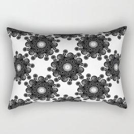 RADIALs Rectangular Pillow