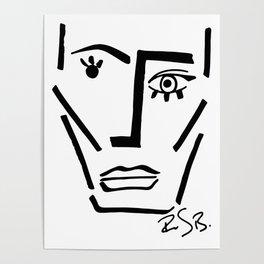 Faire Visage No 71 Poster