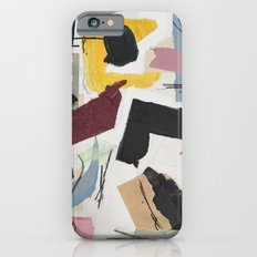 Large Collage With Paint 1 iPhone 6s Slim Case