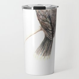 Huia - a native New Zealand bird 2011 Travel Mug