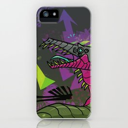 Meka iPhone Case