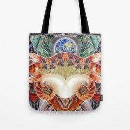 Totem of Redemption Tote Bag