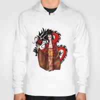 mulan Hoodies featuring Mulan by artwaste