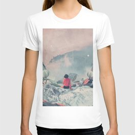 Lost in the 17th Dimension T-shirt