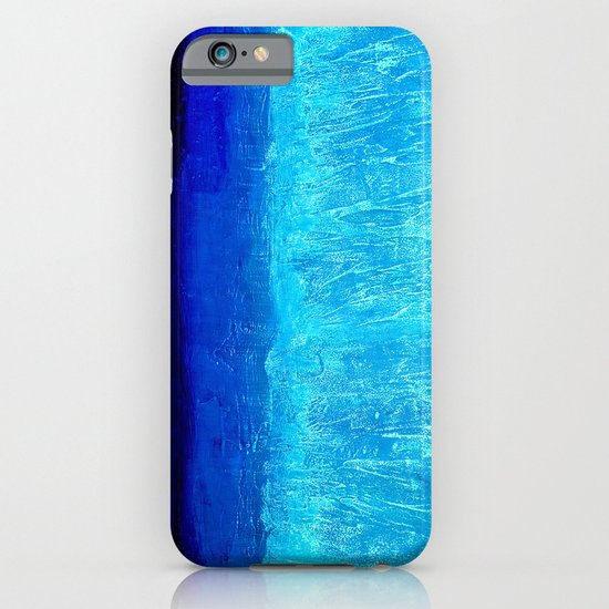 Blue Serenity iPhone & iPod Case