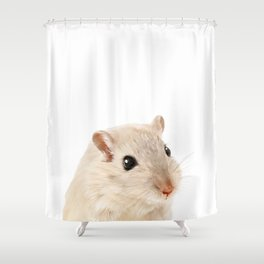 Gerby Shower Curtain