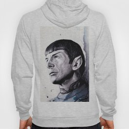 Goodbye Mr. Spock - Leonard Nimoy Hoody