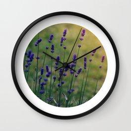 Field of Dreamflowers Wall Clock