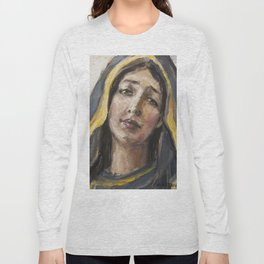 Beloved mother Long Sleeve T-shirt