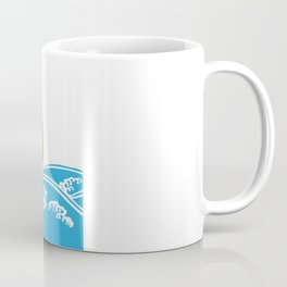 Japanese Tsunami  Coffee Mug