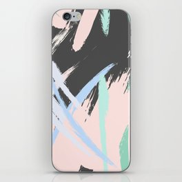 Expression stroke iPhone Skin