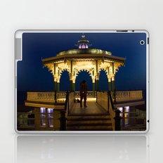 Brighton Bandstand at Night Laptop & iPad Skin
