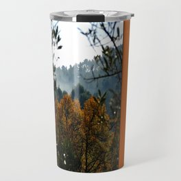 Winter's Colours Travel Mug