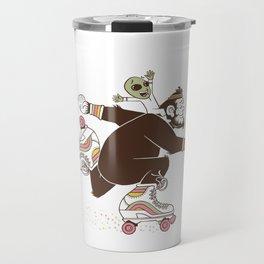 I believe in fun! Travel Mug