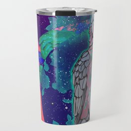 Cosmic Cockatoo Travel Mug